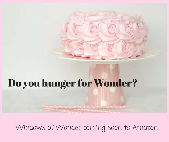 Do you hunger for Wonder?-2